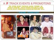 A F TRACK EVENTS & PROMOTIONS