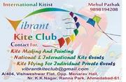 Kite Flyers India | Kite Club India | Kite Festival Ahmedabad Gujarat India