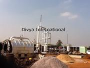 Waste Tyre Recycling Plant manufacturing
