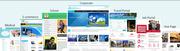 Website Design Company,  Travel  portal Development Company,  Job portal