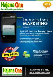 Best Branded SMS and Reseller Plan in Pakistan