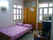 1 BEDROOM HALL KITCHEN PATNA BORING ROAD FURNISHED WITH A/