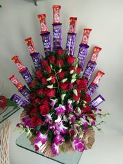 Send Flowers to Patna | Online Gift Delivery Patna | Chocolates | Cake