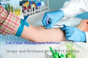 Software for Lab Clinic Developed By CSDT IT Solution