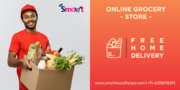 Online grocery store with free home delivery in muzaffarpur