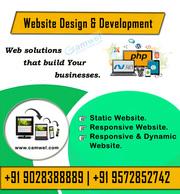 Website Design and Development by Camwel.