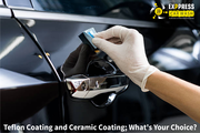 Teflon Coating and Ceramic Coating;  What's Your Choice