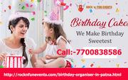 Birthday Party Organiser in Patna|Birthday Planner Patna|7700838586|Ro