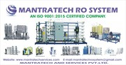 Ro Plant Manufacturer in Bihar Patna Mantratech Ro System.